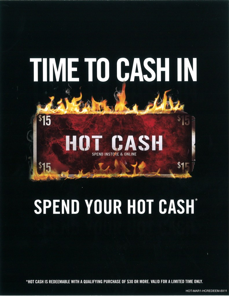 hot cash hot topic