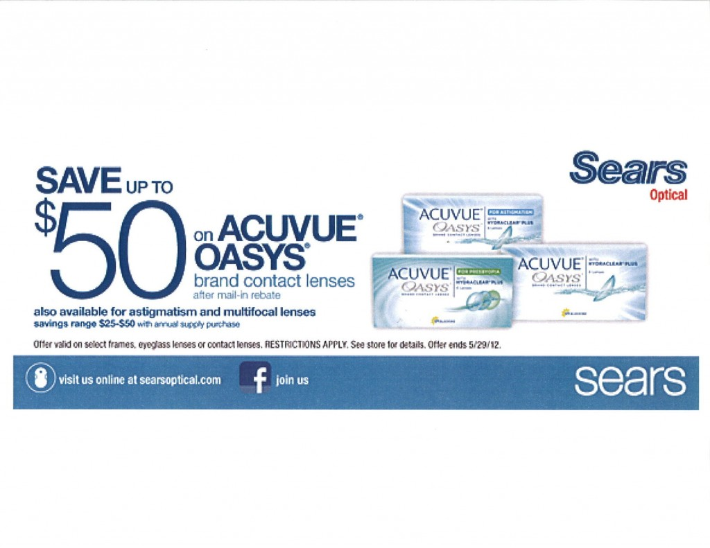 sears optical discount offers hemet valley mall