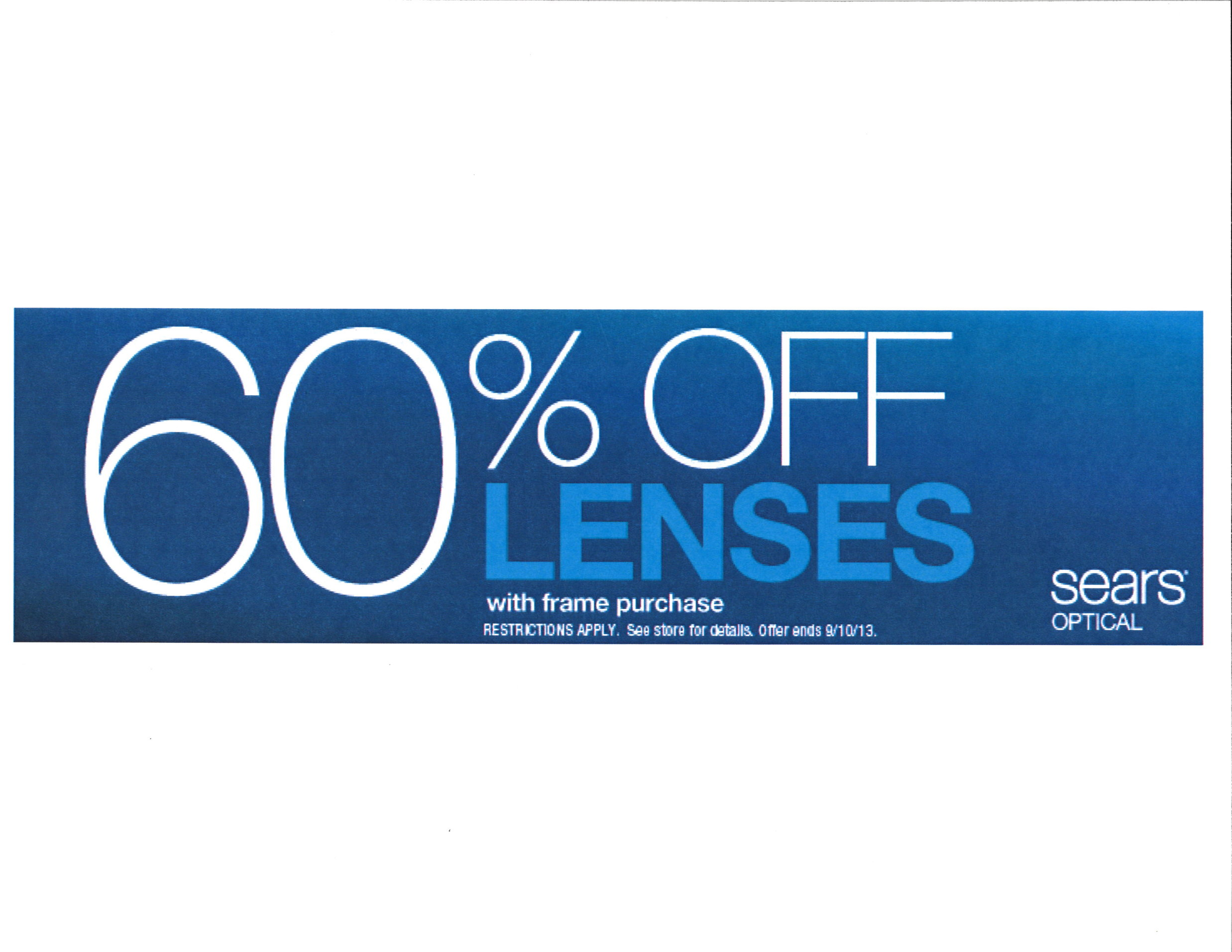 great deals at sears optical hemet valley mall