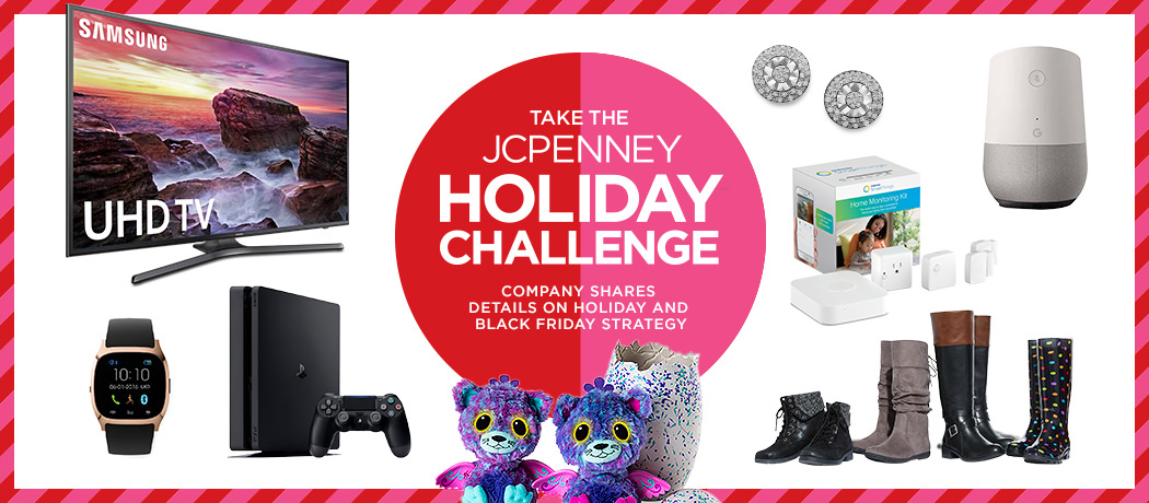 c85481cdf2a1 JCPenney Challenges Holiday Shoppers to Get More For Less